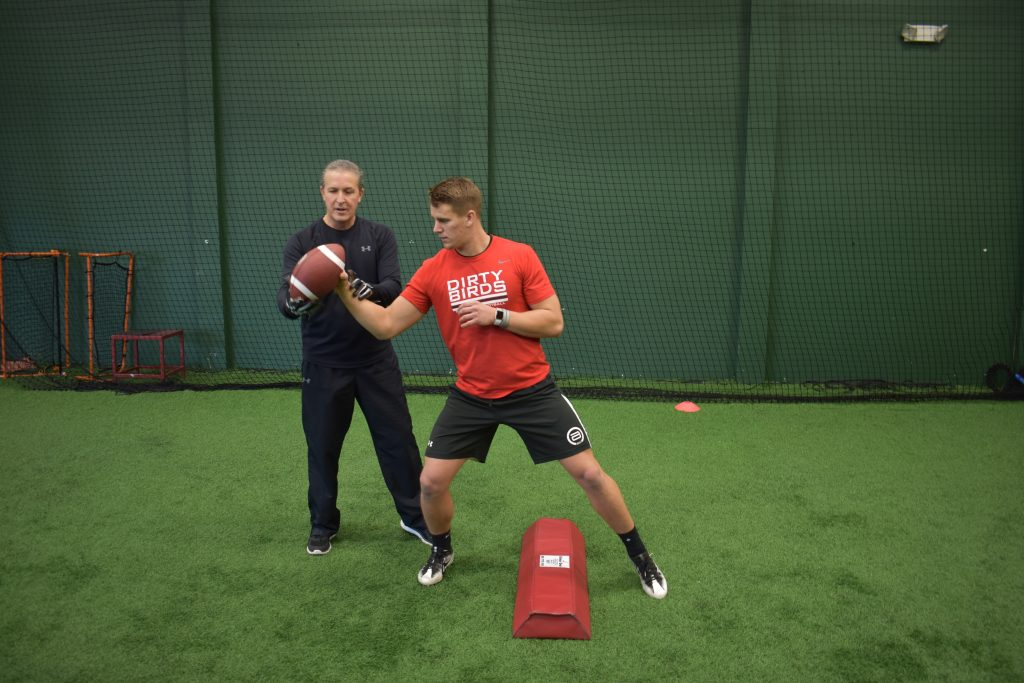 1 On 1 Training – All-State Quarterback School